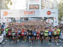 Übersicht zur Laufstrecke des Köln Marathon 2017: Hier wird in der Domstadt gelaufen! - copyright: Norbert Wilhemi / Köln Marathon