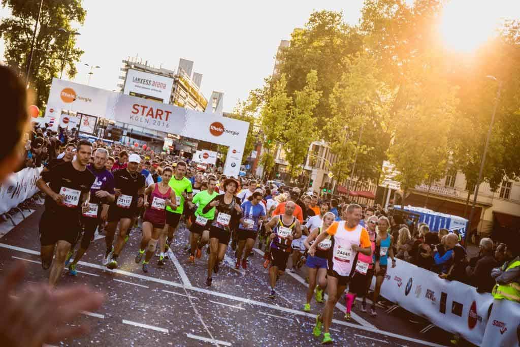 Köln im Lauffieber: Alle Infos und Fakten zum RheinEnergie Marathon 2017 - copyright: Köln Marathon / Jan Drexler