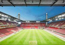 Das RheinEnergieStadion in Köln-Müngersdorf: Schmuckkästchen im dritten Anlauf copyright: Kölner Sportstätten GmbH