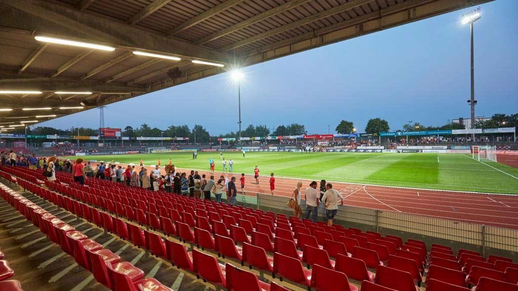Das Südstadion – ein legendärer Ort - copyright: Kölner Sportstätten GmbH