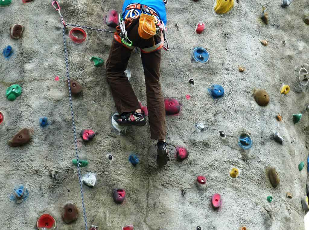 Ganz sportlich in Köln: Wie wäre es mit Klettern? - copyright: pixabay.com