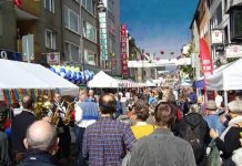 "Einige Neuerungen beim ""Längste Desch vun Kölle"" - copyright: CityNEWS / Eiden"
