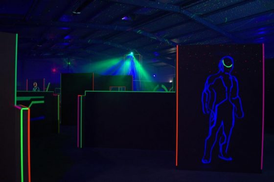 Laser Tag – Barney Stinsons Hobby hautnah erleben - copyright: pixabay.com