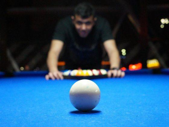 Billardspielen ist wieder total angesagt! - copyright: pixabay.com