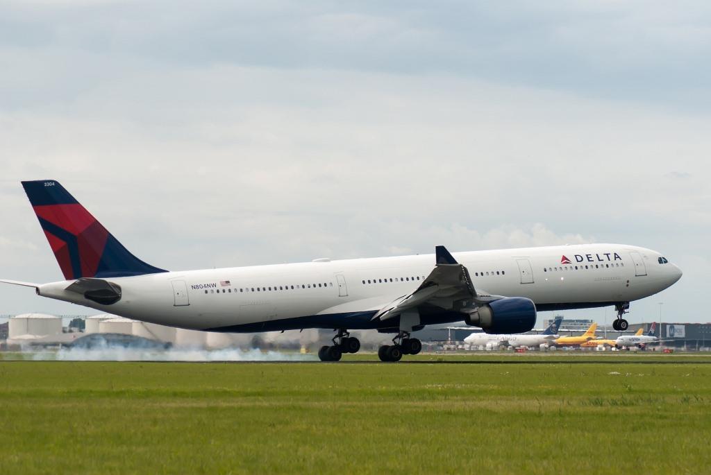 Delta Airlines schwer in der Kritik - copyright: pixabay.com