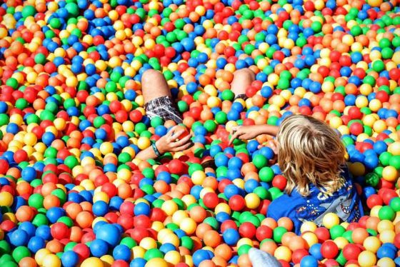 Indoor Spielplätze – Spaß für die ganze Familie bei jedem Wetter - copyright: pixabay.com