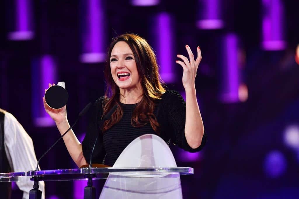"Carolin Kebekus erhält den ""Comedypreis 2017"" in der Kategorie ""Beste Komikerin"" bereits zum fünften Mal. copyright: MG RTL D / Willi Weber"