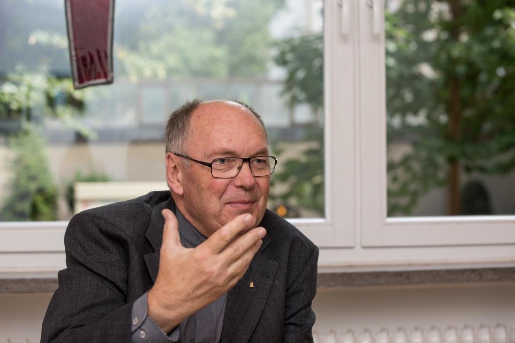 Gerd Bachner: Wir fragen uns: Wofür steht der Dom – und wie können wir sein Profil schärfen? copyright: CityNEWS / Alex Weis