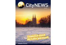 Die neue Winter-Ausgabe der CityNEWS ist erschienen!