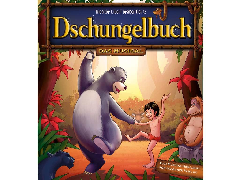 Im Dschungelbuch gibt es viel zu entdecken! copyright: PR