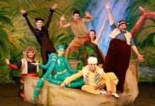 Dschungelbuch - das Musical als Live-Erlebnis im Tanzbrunnen Köln zu sehen copyright: Daniela Landwehr