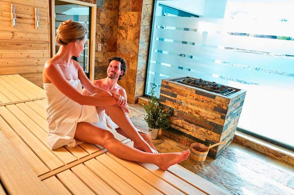 Ausspannen bei Beauty, Wellness und Spa copyright: Hotel Eibl-Brunner KG