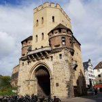 Mittelalterlicher Charme versprüht zum Biespiel die Severinstorburg in der Kölner Südstadt. copyright: CityNEWS / Alex Weis