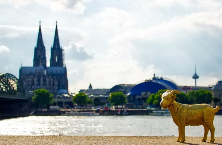 Gottesdienst des 1. FC Köln im Kölner Dom: Hier geht es zum Livestream! copyright: CityNEWS / Alex Weis