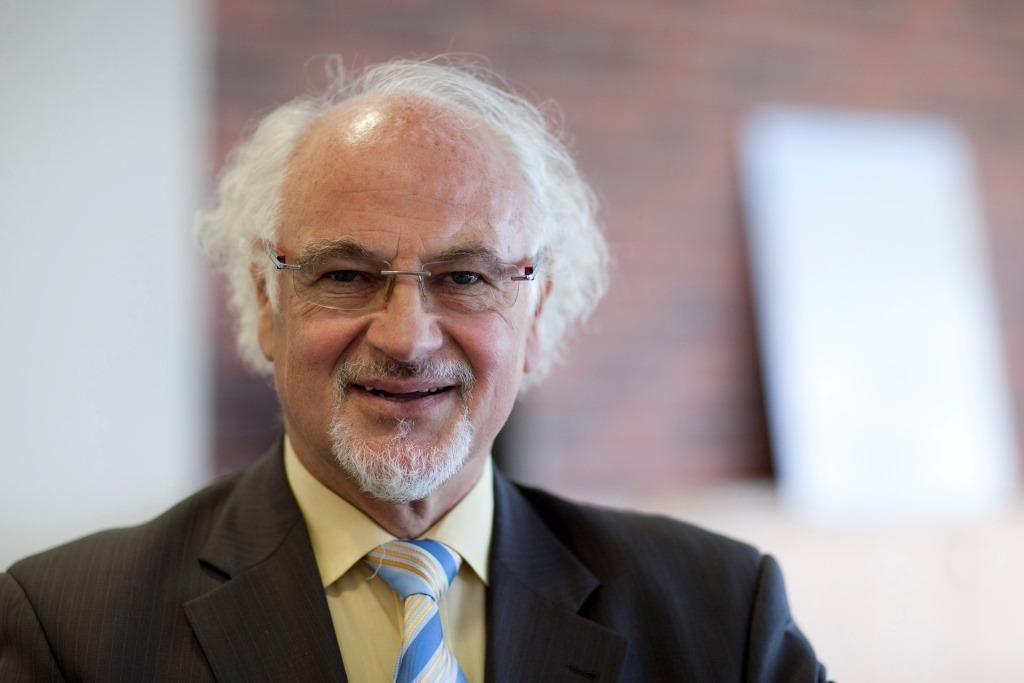 Eugen Weis (Herausgeber und Geschäftsführer der CityNEWS)