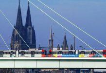 Anreise mit der KVB copyright: Kölner Verkehrs Betriebe