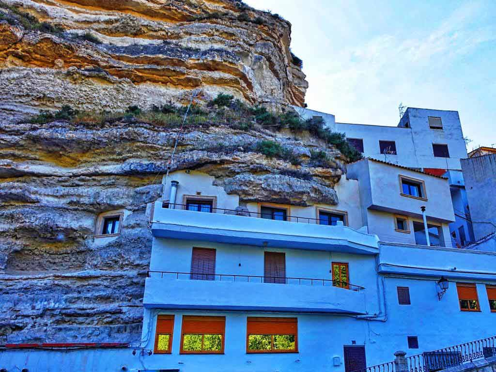 Júzcar, Spanien copyright: pixabay.com