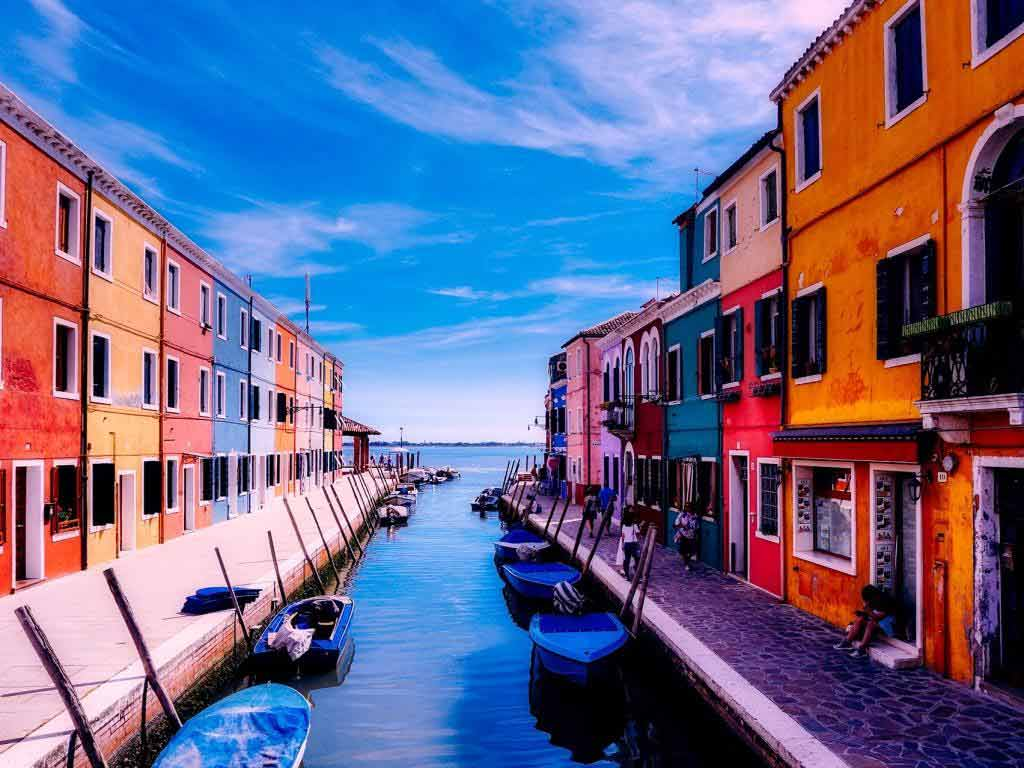 Burano (Insel), Italien copyright: pixabay.com