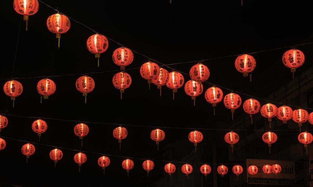 Die Besucher erwartet beim China Light Festival ein spannender Lichter-Parcours. copyright: pixabay.com