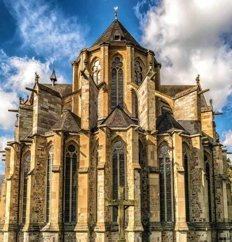 Der Altenberger Dom ist ein beliebtes Ausflugsziel - copyright: pixabay.com