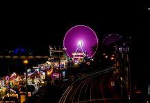 Der Lichterglanz von Millionen bunter Leuchten zieht große sowie kleine Gäste nahezu magisch an. copyright: pixabay.com
