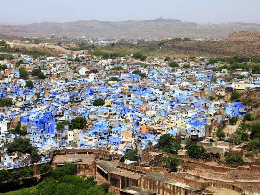 Jodhpur, Indien copyright: pixabay.com