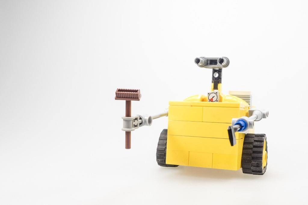 Heinzelmännchen 2.0: Roboter erobern das Eigenheim copyright: pixabay.com