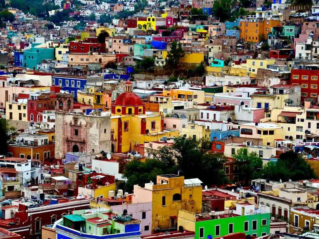 Guanajuato, Mexiko copyright: pixabay.com