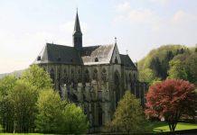 Der Altenberger Dom in Odenthal copyright: David Bosbach / www.nrw-tourismus.de