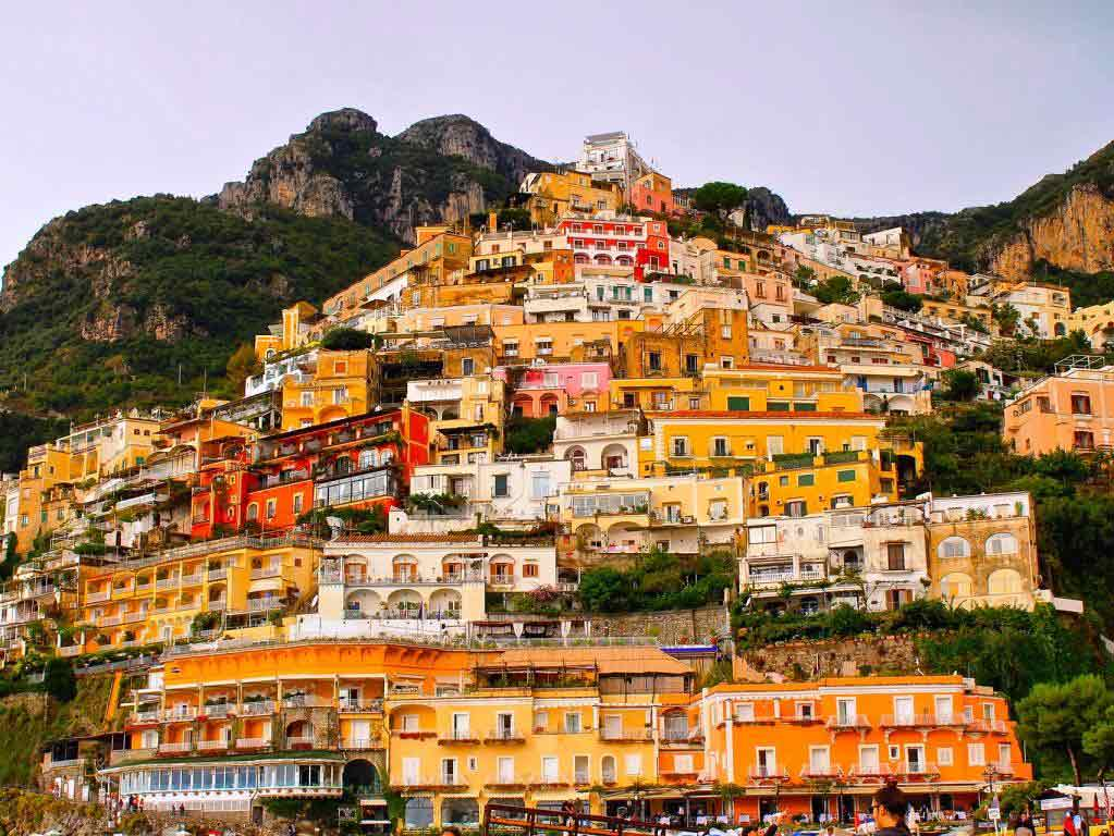 Positano, Italien copyright: pixabay.com
