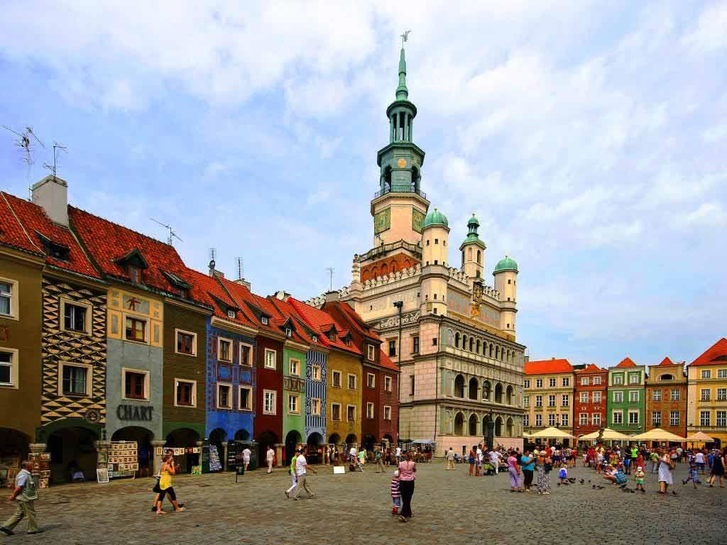 Posen, Polen copyright: pixabay.com