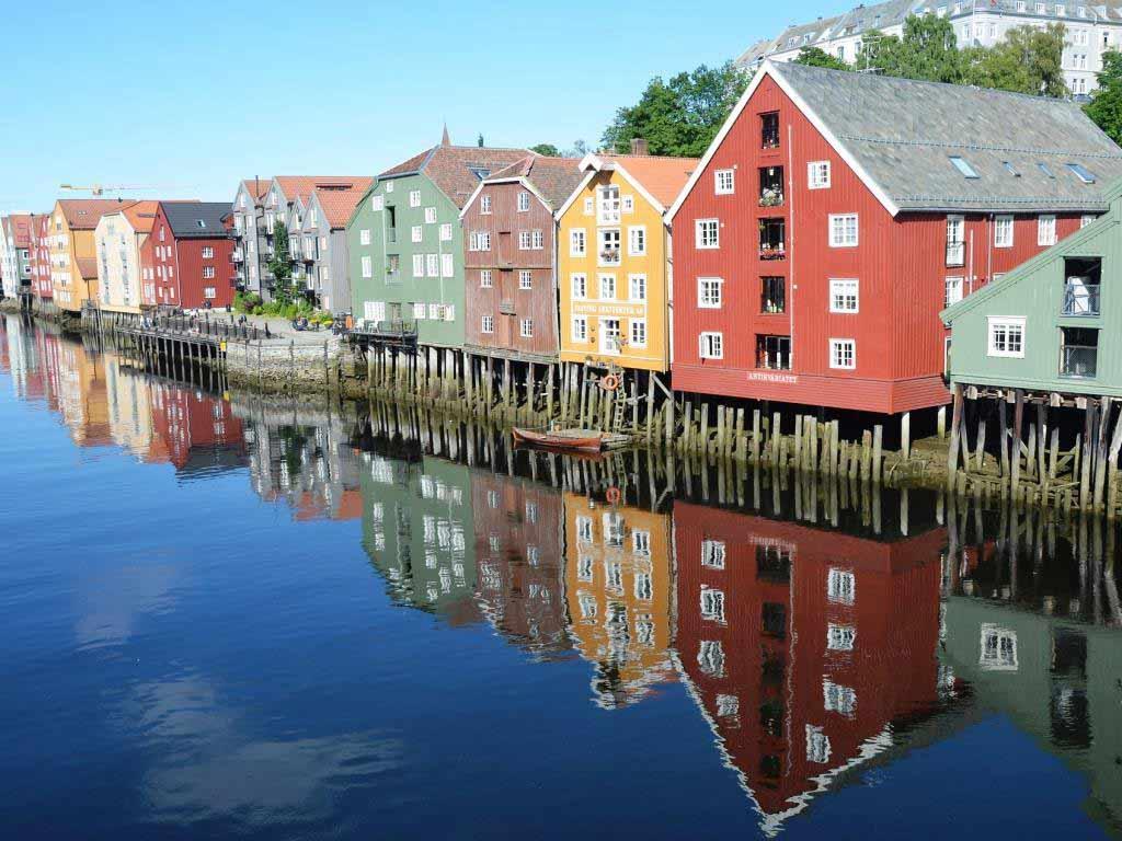 Trondheim, Norwegen copyright: pixabay.com