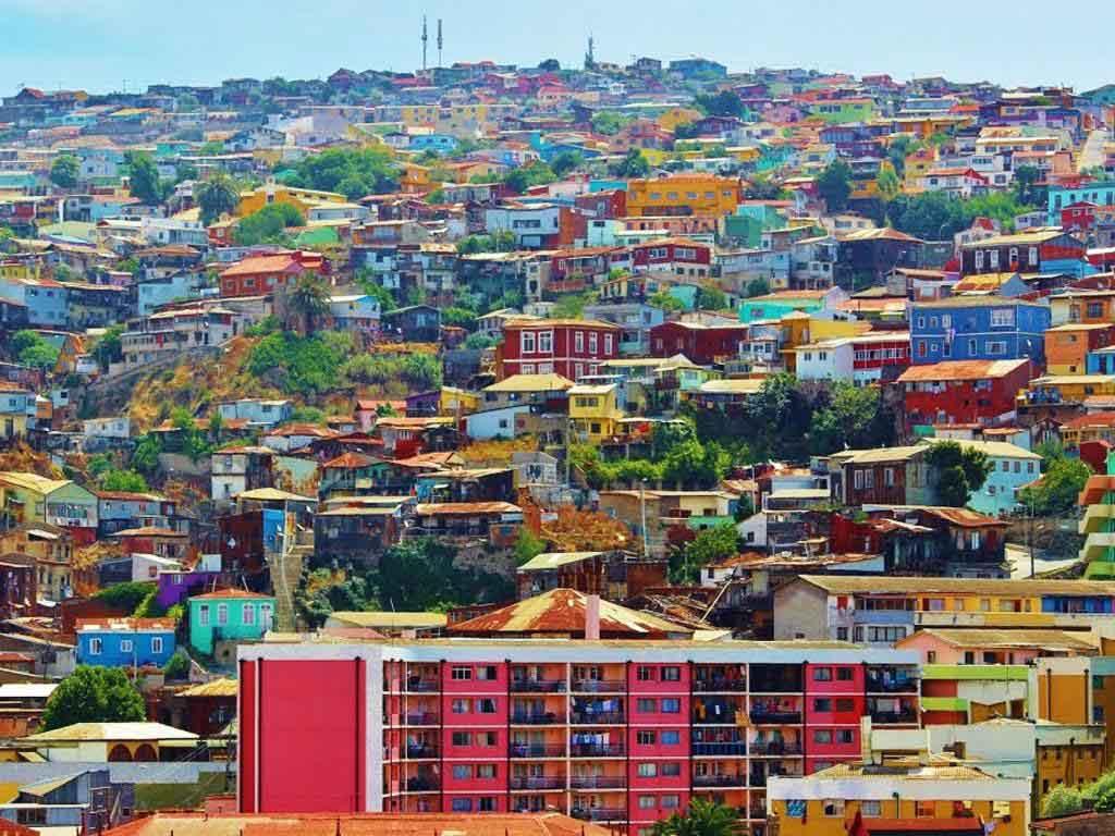 Valparíso, Chile copyright: pixabay.com