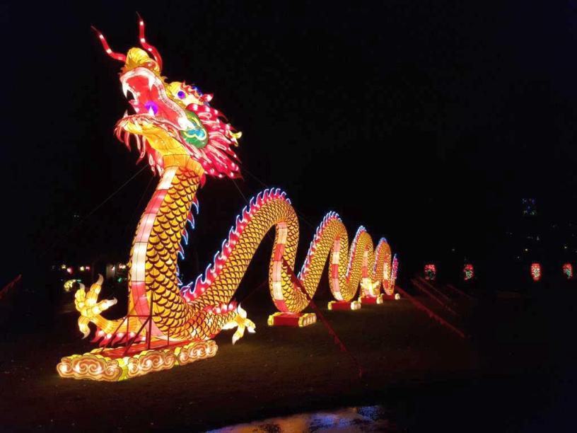 China Lights Kölner Zoo