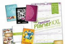 CityNEWS verlost ein großes Orga- und Kalender-Paket für die ganze Familie aus dem Häfft Verlag copyright; Häfft Verlag