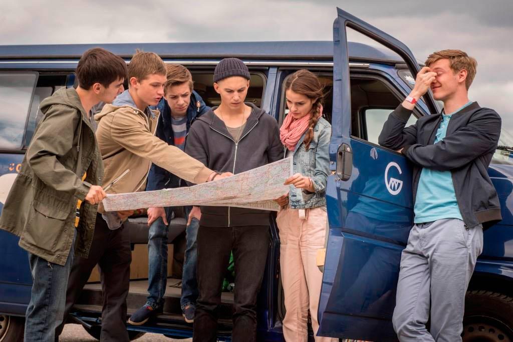 Die Reise der sechs Freunde ist noch nicht vorbei! Foto: MG RTL D / Martin Rottenkolber