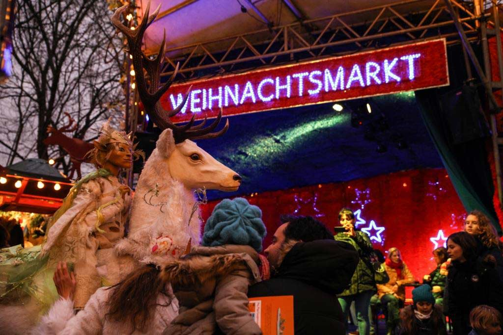 Alle Infos zum Weihnachtsmarkt im Kölner Stadtgarten copyright: Weihnachtsmarkt am Stadtgarten