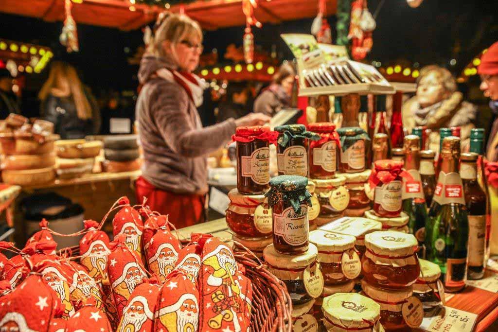 Handwerk, Design und Gaumenfreude auf dem Weihnachtsmarkt im Kölner Stadtgarten - copyright: Weihnachtsmarkt am Stadtgarten