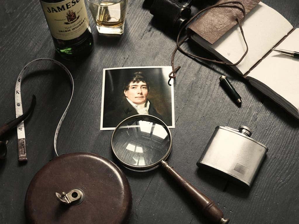 Geht auf ein pannendes Escape-Abenteuer mit Jameson Irish Whiskey. copyright: PR / Pernod Ricard Deutschland