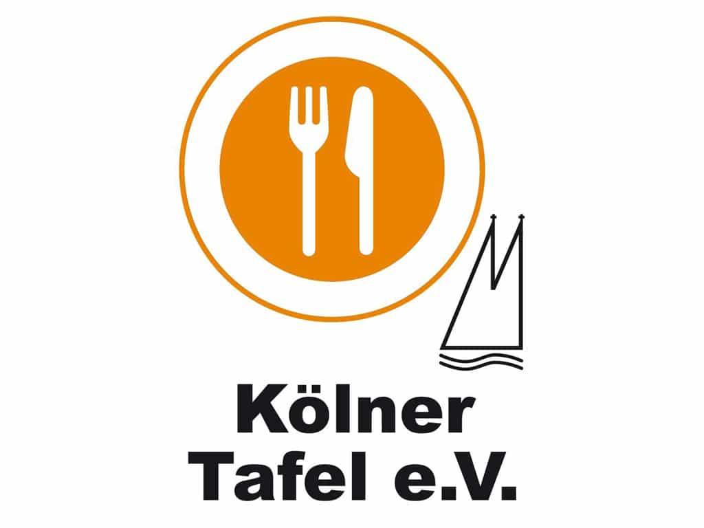 Die Kölner Tafel hilft Bedürftigen.