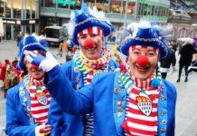 Das volle Programm zur Eröffnung des Kölner Karneval am 11.11.2017! copyright: CityNEWS / Thomas Pera