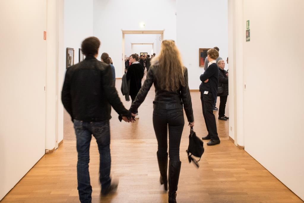 Auf Entdeckungsreise durch die Kölner Museumslandschaft. copyright: StadtRevue / Doerthe Boxberg