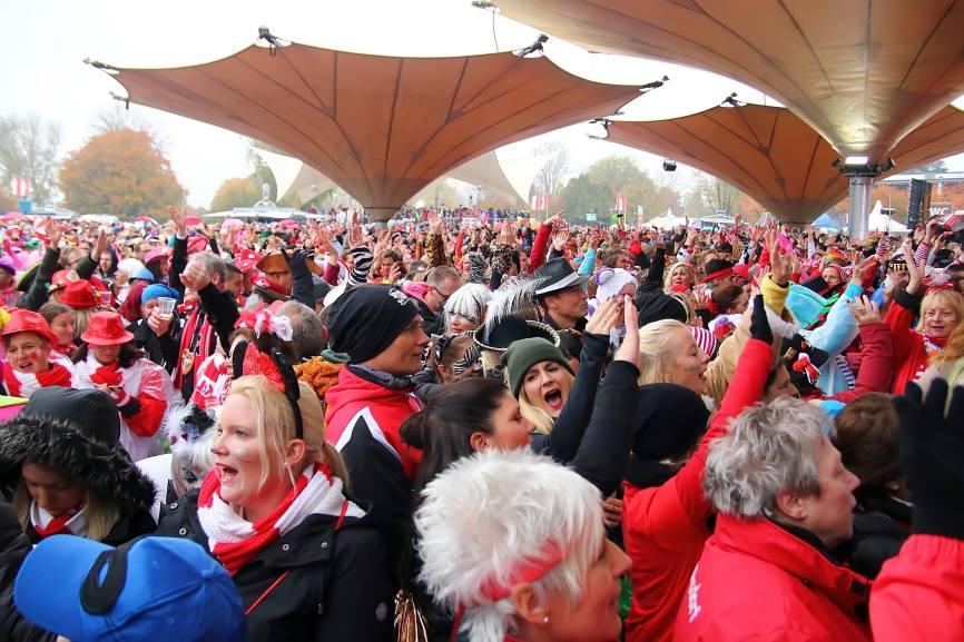 CityNEWS verlost 11 x 2 Tickets zur Sessionseröffnung am Tanzbrunnen! copyright: CityNEWS / Thomas Pera