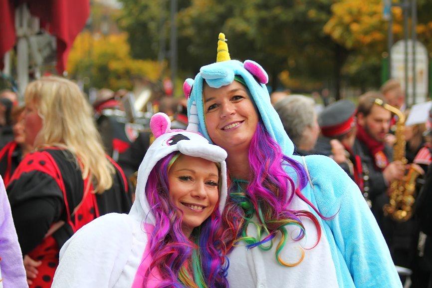 """Karnevalsfreitag gilt im Kölner Karneval eher als """"Ruhetag"""". copyright: CityNEWS"""