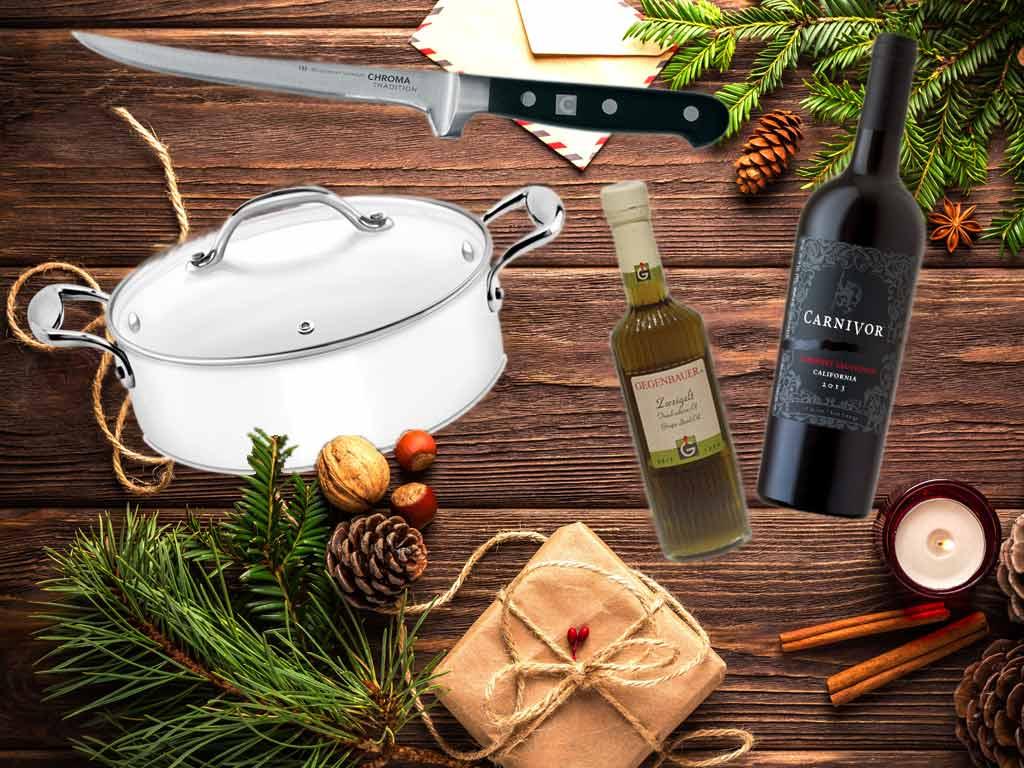 Gewinnen Sie zu Weihnachten mit CityNEWS ein Gourmet-Geschenk-Set! copyright: PR / CityNEWS