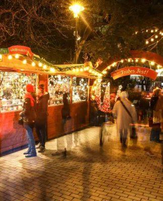 Weihnachtsmarkt im Kölner Stadtgarten: Kunsthandwerk mit Liebe zum Detail copyright: Weihnachtsmarkt am Stadtgarten