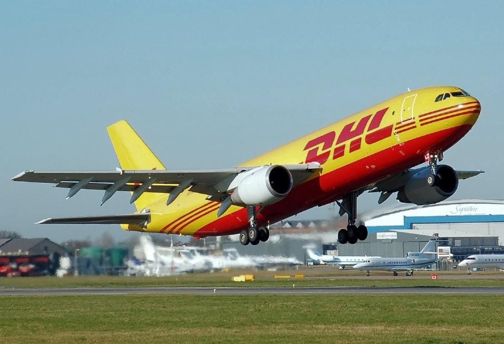 DHL belegt Platz 1 im Vergleich der Paketdienste. copyright: pixabay.com