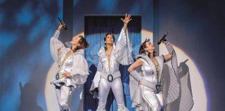 MAMMA MIA! Der Musical-Welterfolg mit den Hits von ABBA kommt als deutschsprachige Inszenierung zum ersten Mal und nur für sechs Wochen in Köln. copyright: Stage Entertainment