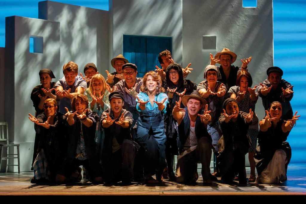 Als Film ein Blockbuster - Als Musical ein Welterfolg! copyright: Stage Entertainment
