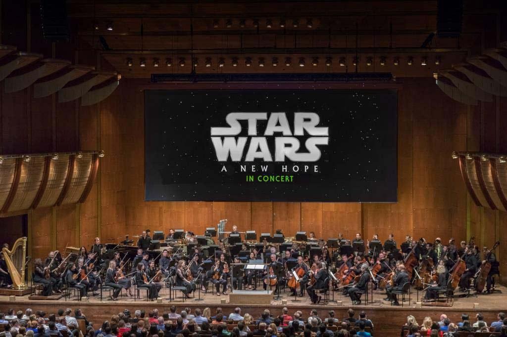 """Erleben Sie bei """"STAR WARS in Concert: Eine neue Hoffnung"""" den Film in einer neuen Art und Weise. copyright: Penguinmoon Alegria"""